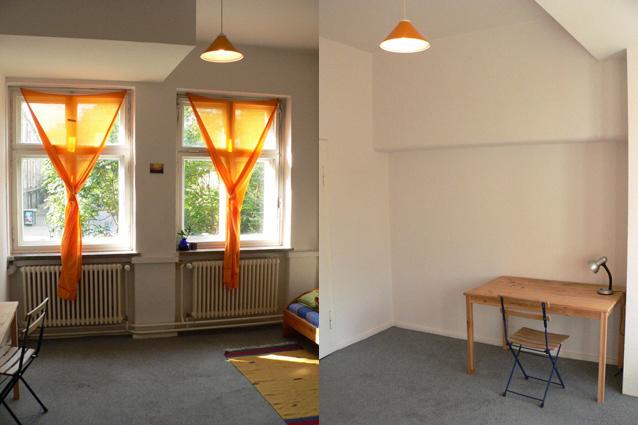 Artist residency at Takt, Berlin