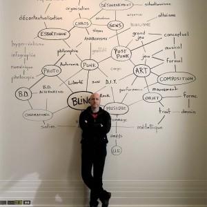 Bling heuristique au Musee des Beaux-Arts de Sherbrooke, 2015