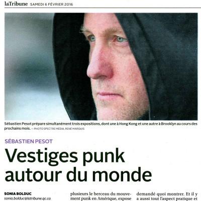 Vestiges punk autour du monde